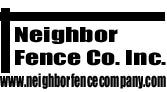 Neighbor Fence Company Logo